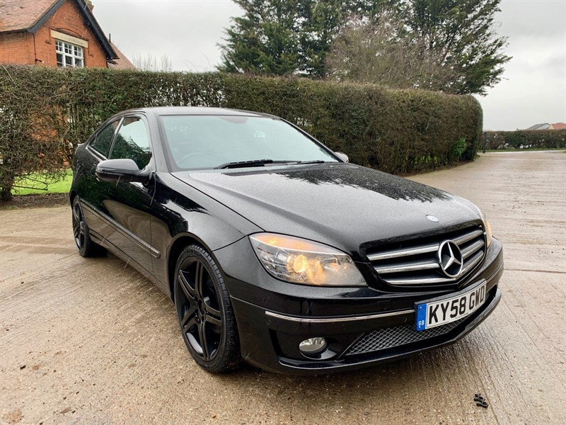 used Mercedes CLC200 CDI Sport in epping-essex