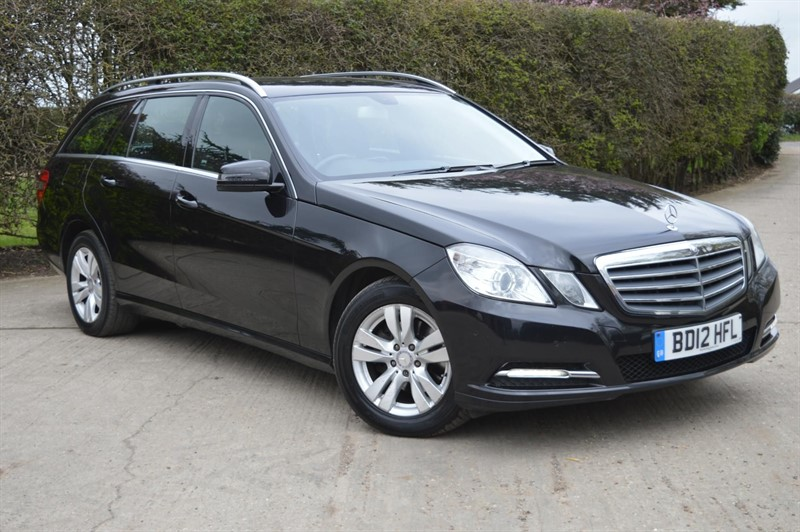 used Mercedes E220 E Class CDI BlueEFFICIENCY SE 7G-Tronic Plus (s/s) 5dr in epping-essex