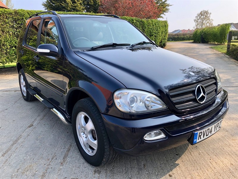 used Mercedes ML270 CDI in epping-essex