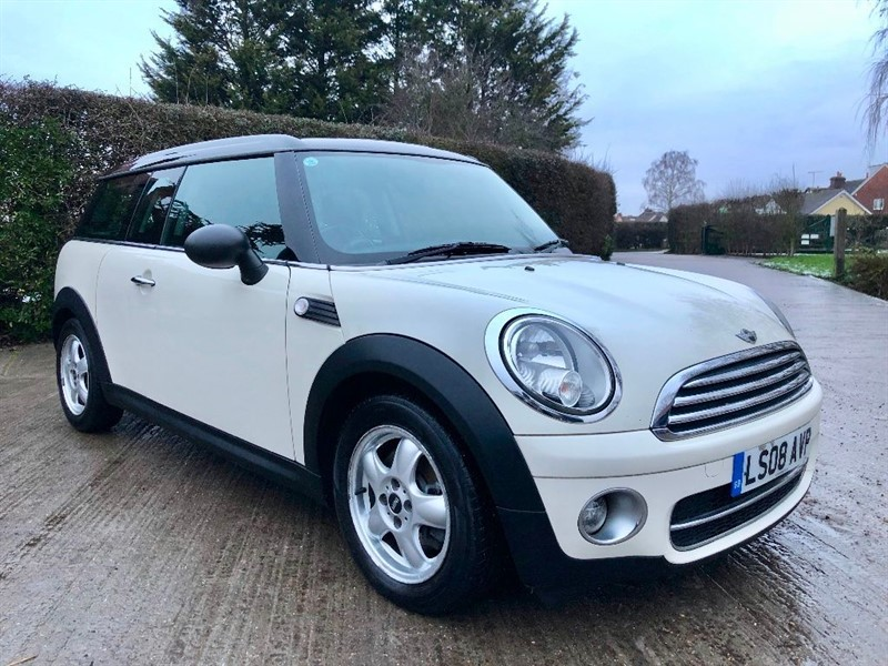 used MINI Clubman TD Cooper D 5dr in epping-essex