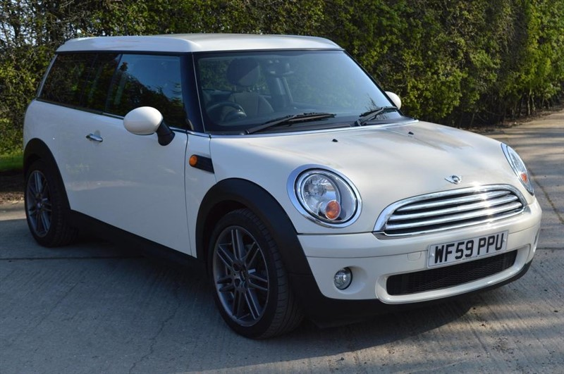 used MINI Clubman Cooper 5dr in epping-essex