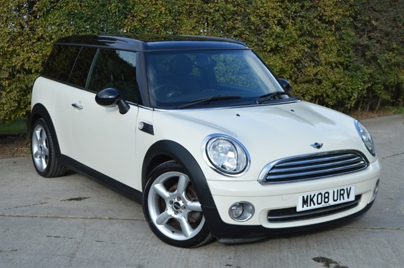 used MINI Clubman Cooper 4dr in epping-essex