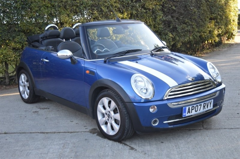used MINI Convertible Cooper (Chili) 2dr in epping-essex