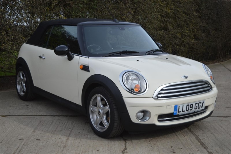 used MINI Convertible Cooper in epping-essex