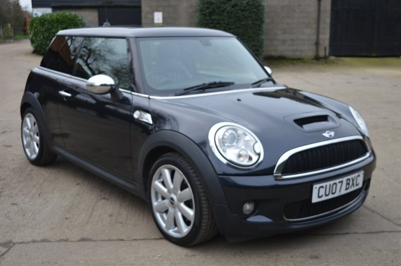 used MINI Hatch Cooper S 3dr in epping-essex