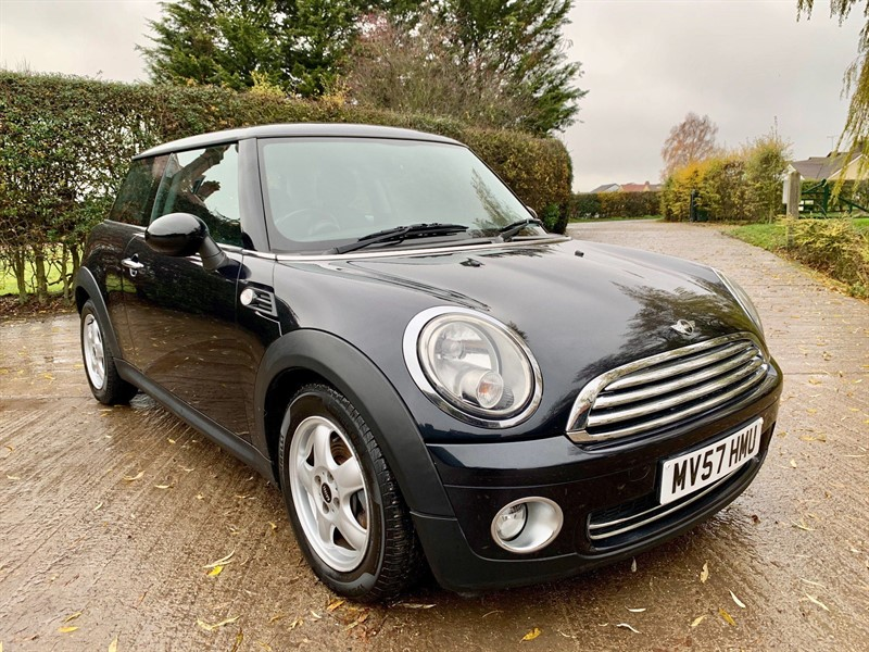 used MINI Hatch One in epping-essex