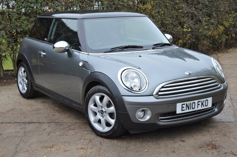 used MINI Hatch Cooper Graphite 3dr in epping-essex