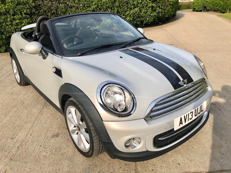 used MINI Roadster Cooper Roadster in epping-essex