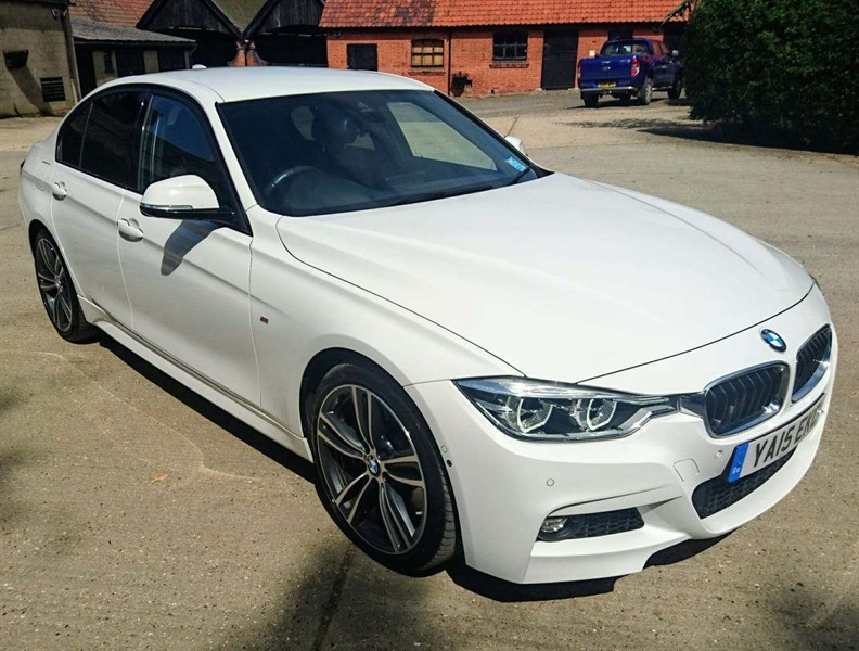 used BMW 340i 3 Series M Sport Auto (s/s) 4dr in epping-essex