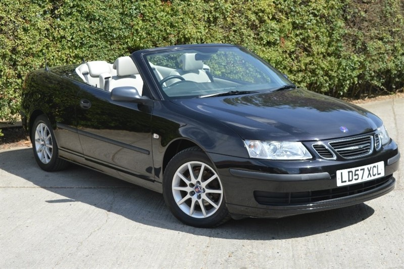 used Saab 9-3 T Linear 2dr in epping-essex