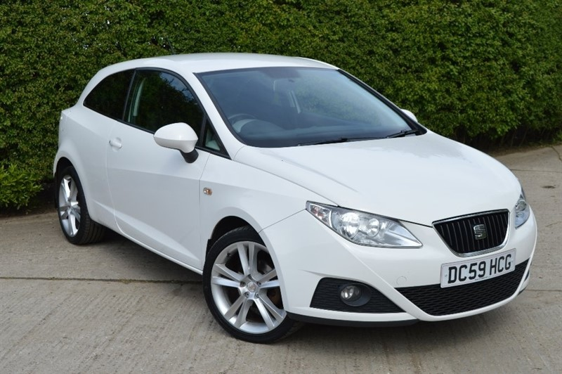 used SEAT Ibiza 16v Sport SportCoupe 3dr in epping-essex