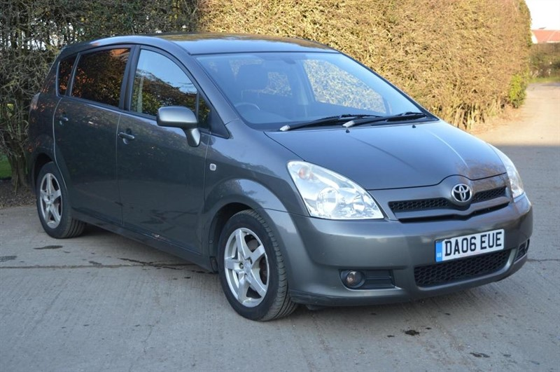 used Toyota Corolla Verso D-4D TR 5dr in epping-essex