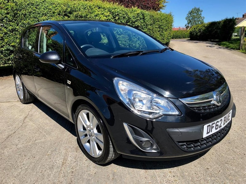 used Vauxhall Corsa i 16v SE 5dr (a/c) in epping-essex