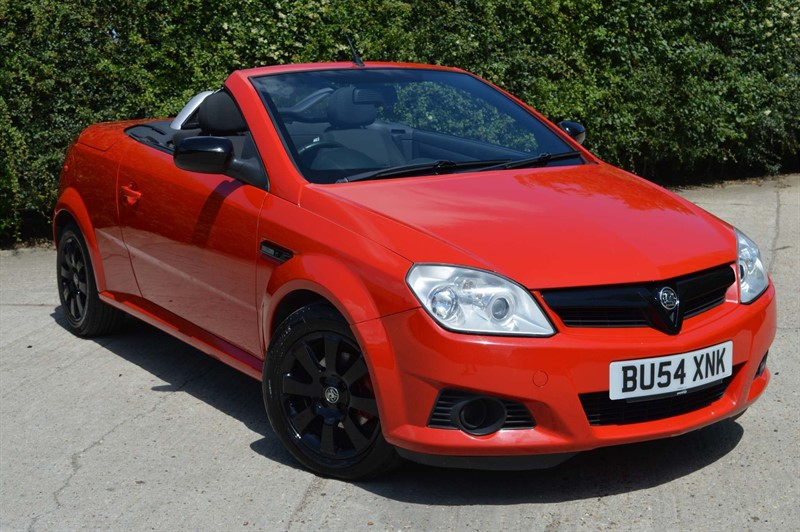 used Vauxhall Tigra i 16v 2dr in epping-essex