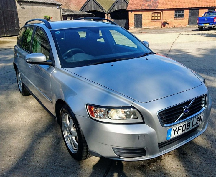 used Volvo V50 D S 5dr in epping-essex