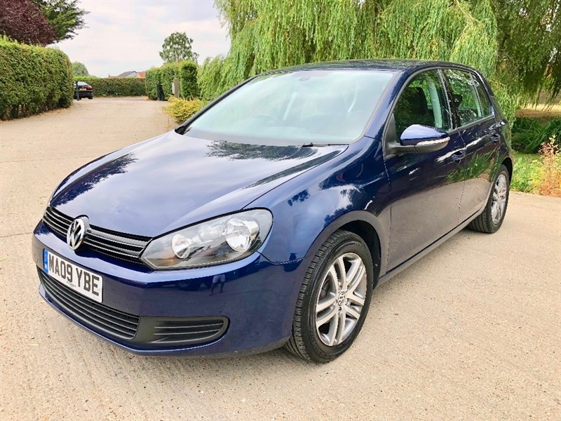 used VW Golf TDI SE 5dr in epping-essex