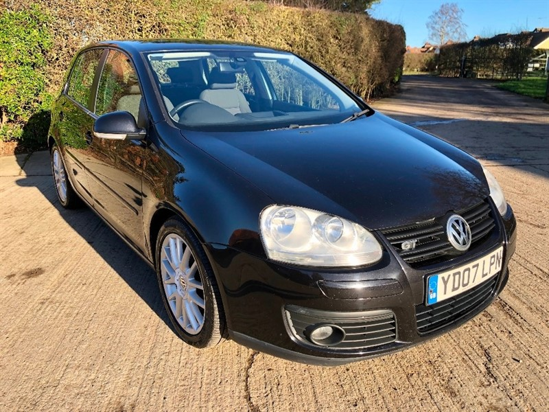 used VW Golf TDI GT 5dr in epping-essex
