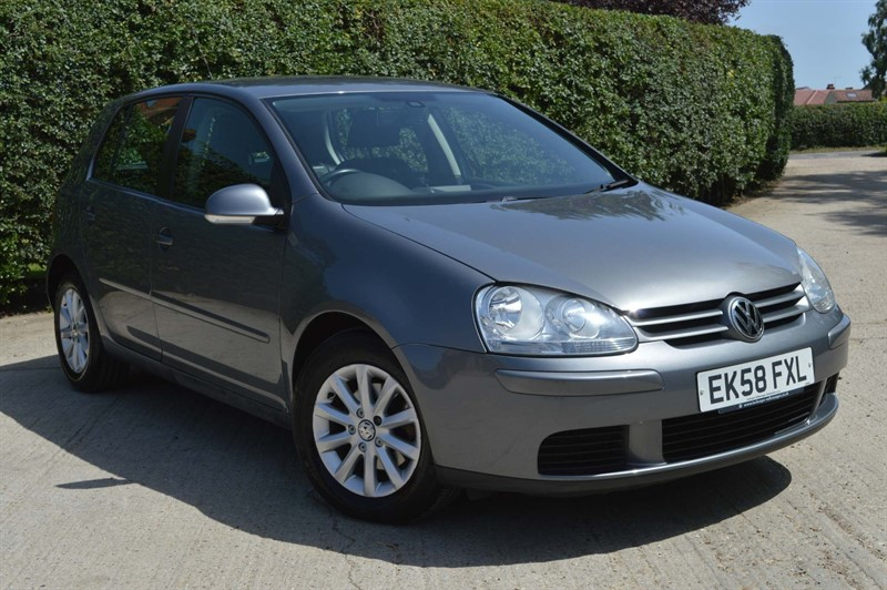 used VW Golf TDI Match 5dr in epping-essex