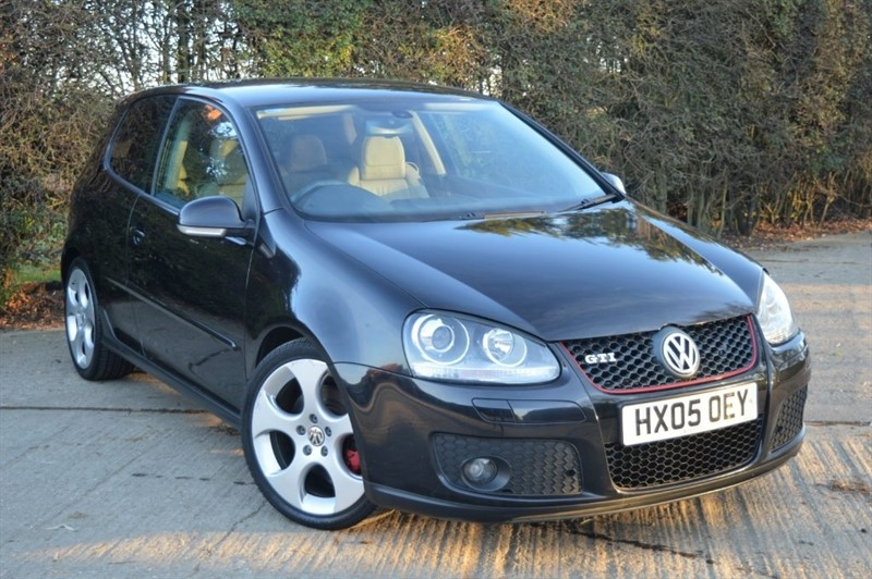 used VW Golf TFSI GTI 3dr in epping-essex