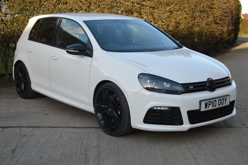 used VW Golf TSI R 4MOTION 5dr in epping-essex