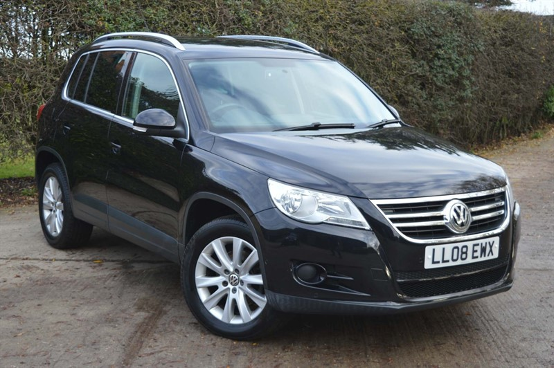 used VW Tiguan TSI SE 4MOTION 5dr in epping-essex