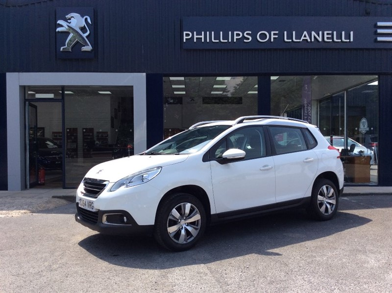 used Peugeot 2008 HDI ACTIVE in llanelli-south-wales