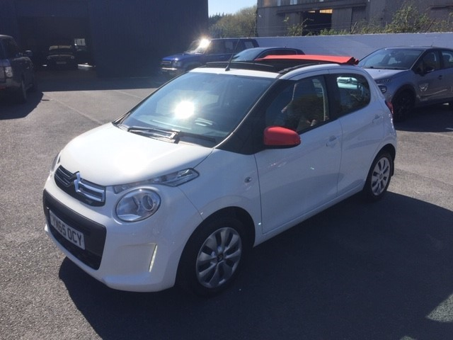 used Citroen C1 AIRSCAPE FEEL in llanelli-south-wales