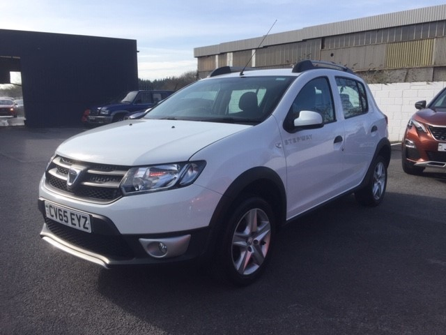 used Dacia Sandero STEPWAY AMBIANCE TCE in llanelli-south-wales