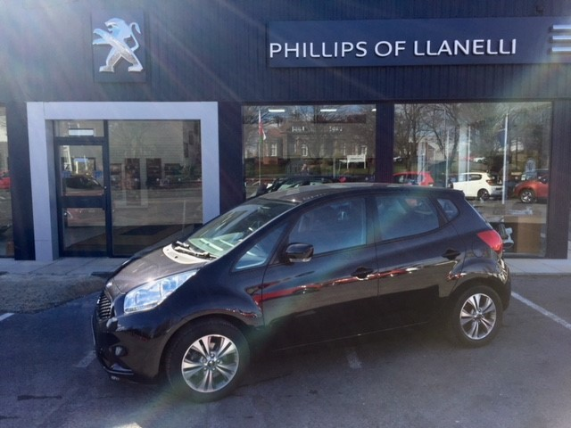used Kia Venga 2 in llanelli-south-wales