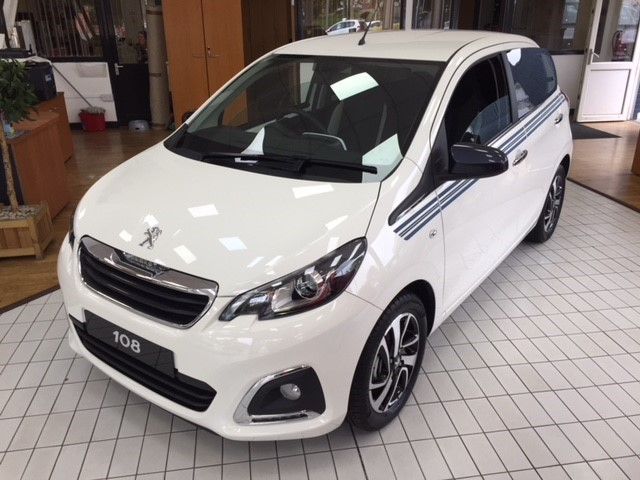used Peugeot 108 COLLECTION in llanelli-south-wales