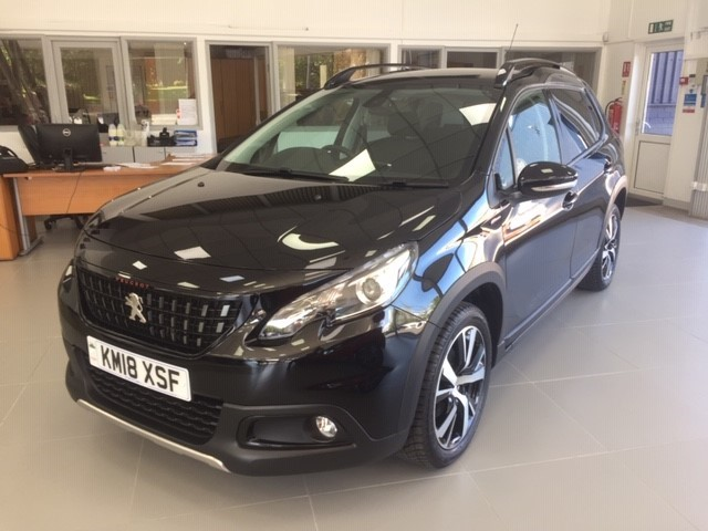 used Peugeot 2008 BLUE HDI S/S GT LINE in llanelli-south-wales