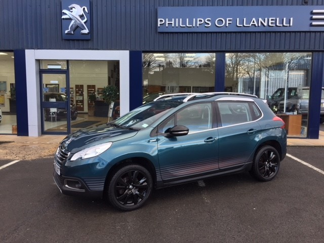 used Peugeot 2008 S/S URBAN CROSS in llanelli-south-wales