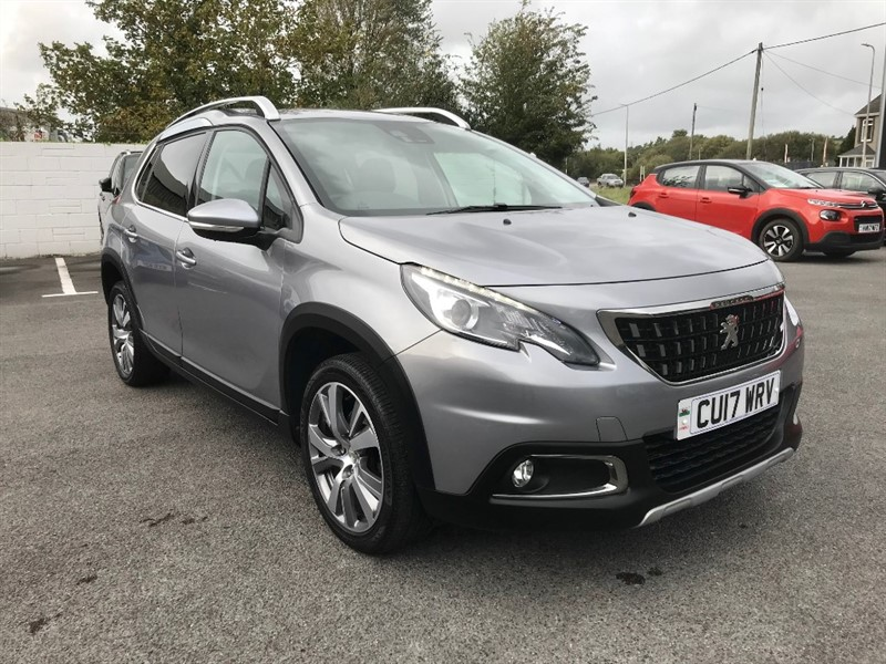 used Peugeot 2008 S/S ALLURE in llanelli-south-wales
