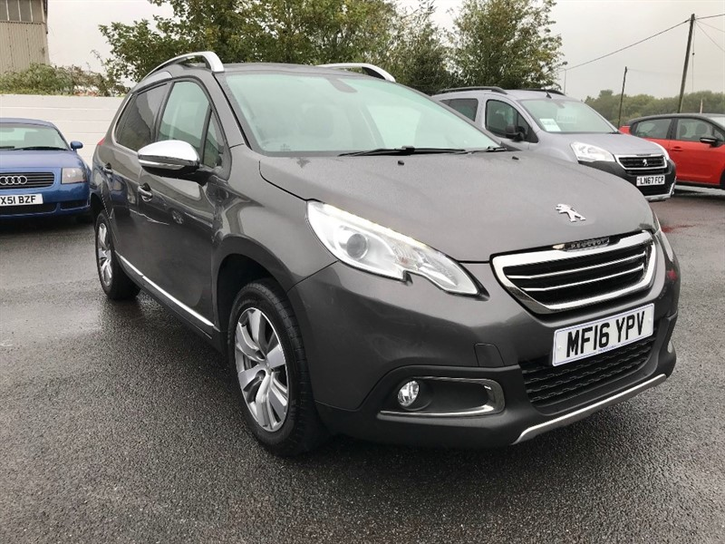 used Peugeot 2008 ALLURE in llanelli-south-wales