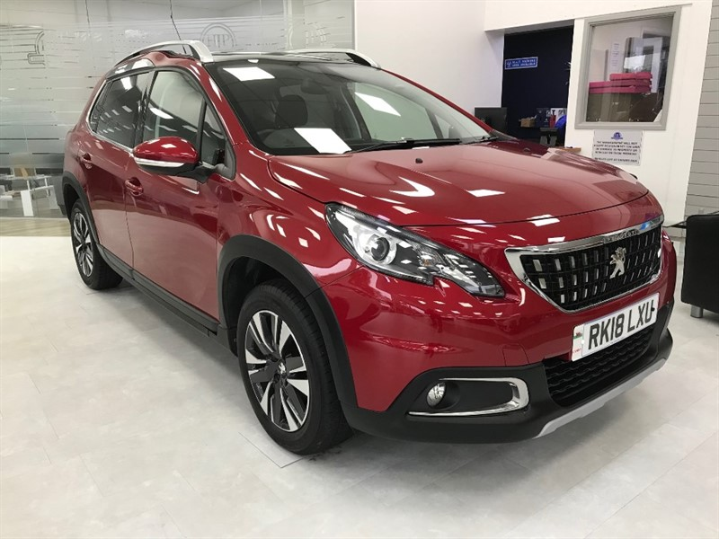 used Peugeot 2008 ALLURE PREMIUM in llanelli-south-wales