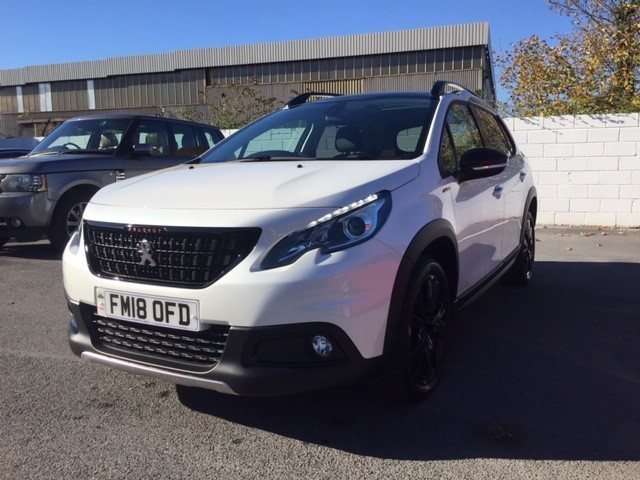 used Peugeot 2008 S/S GT LINE in llanelli-south-wales
