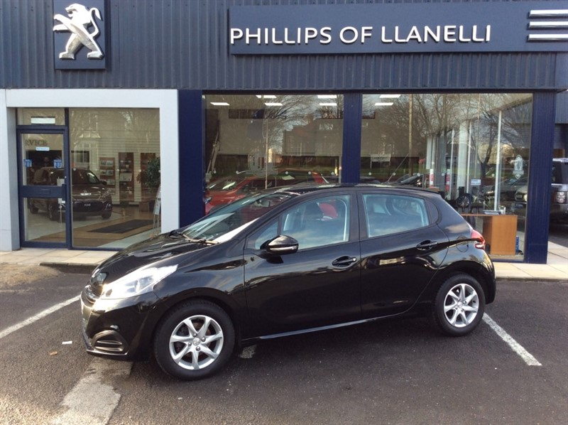 used Peugeot 208 ACTIVE in llanelli-south-wales