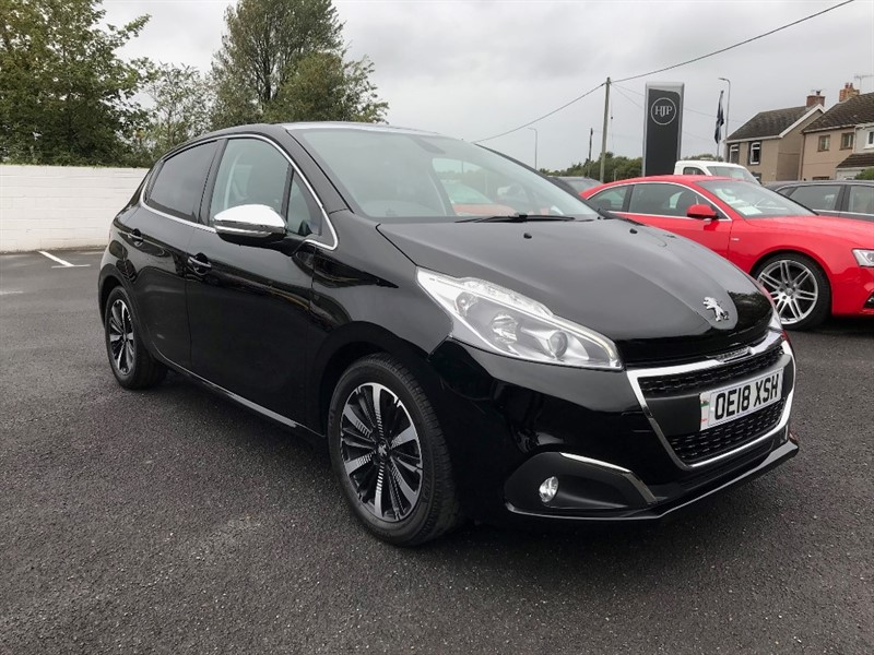used Peugeot 208 ALLURE PREMIUM in llanelli-south-wales