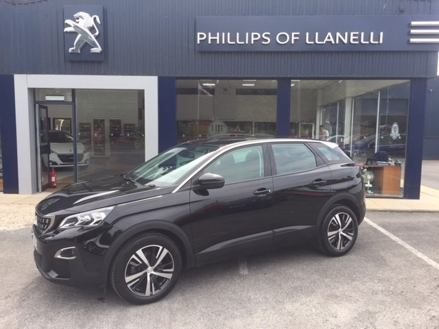 used Peugeot 3008 BLUEHDI S/S ACTIVE in llanelli-south-wales