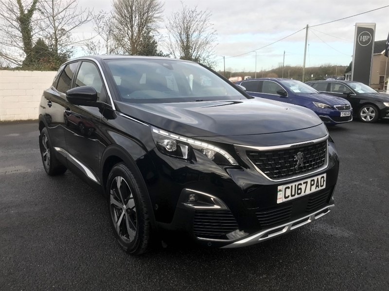 used Peugeot 3008 S/S GT LINE in llanelli-south-wales