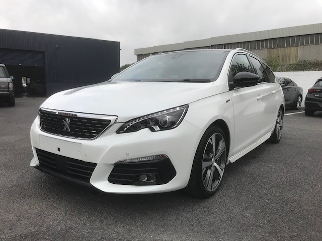 used Peugeot 308 BLUE HDI S/S SW GT in llanelli-south-wales