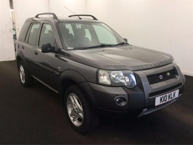 Land Rover Freelander for sale