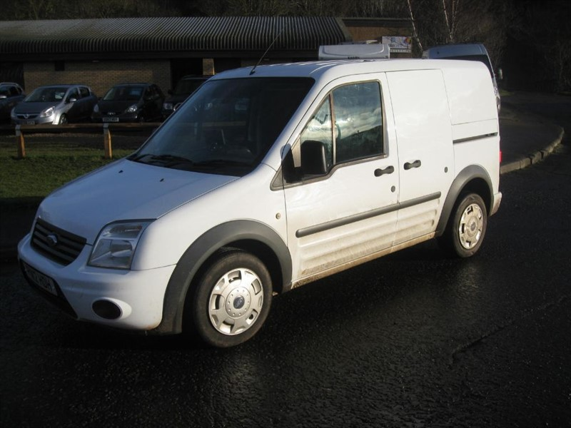 used Ford Transit Connect T200 TREND LR VDPF in borders