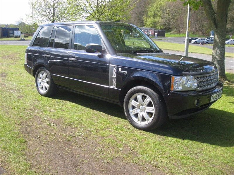 used Land Rover Range Rover TDV8 VOGUE in borders