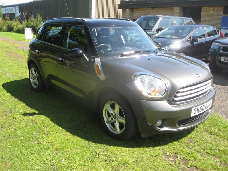 used MINI Countryman COOPER D 4X4 in borders