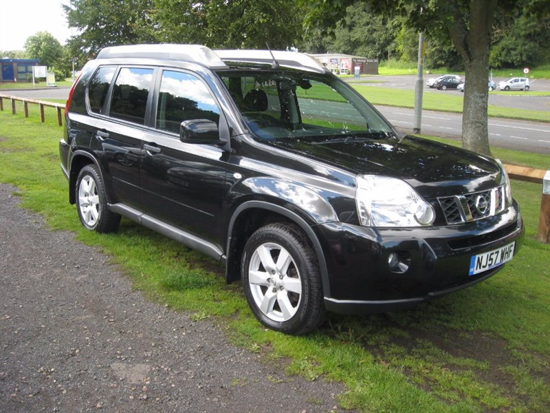 used Nissan X-Trail SPORT DCI in borders