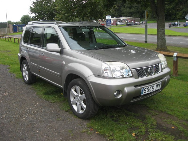 used Nissan X-Trail COLUMBIA DCI in borders