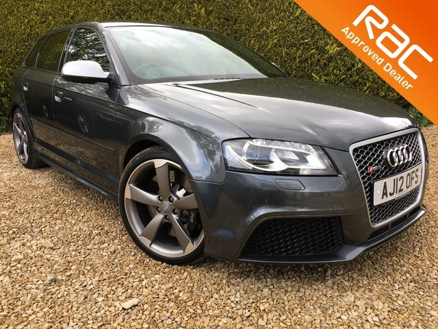 used Audi Quattro RS3 in ramsden-oxfordshire