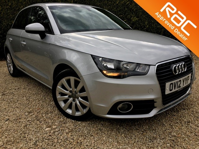 used Audi A1 SPORTBACK TFSI SPORT in ramsden-oxfordshire