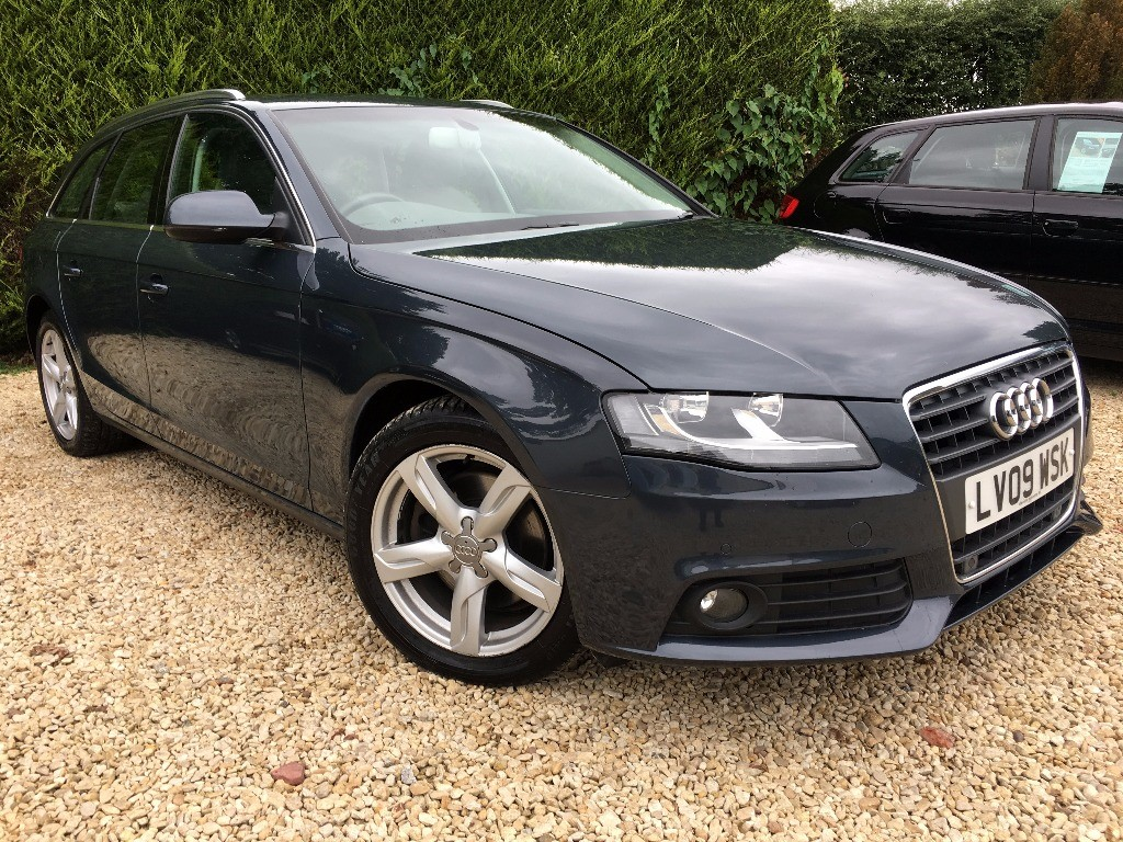 used Audi A4 TDI SE DPF in ramsden-oxfordshire